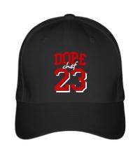 Бейсболка Dope chef 23