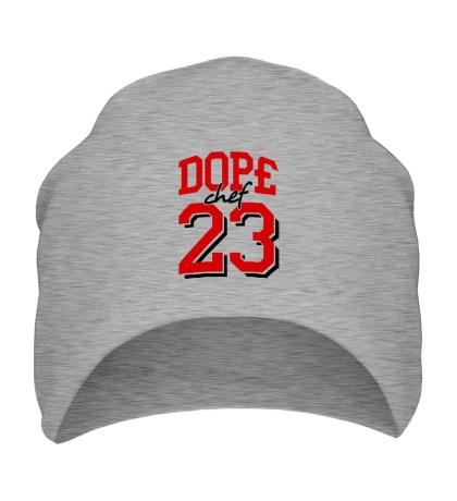 Шапка Dope chef 23