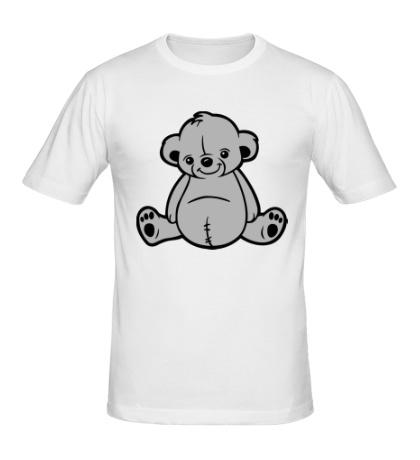 Мужская футболка Милый мишка