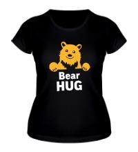 Женская футболка Bear Hug