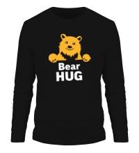 Мужской лонгслив Bear Hug