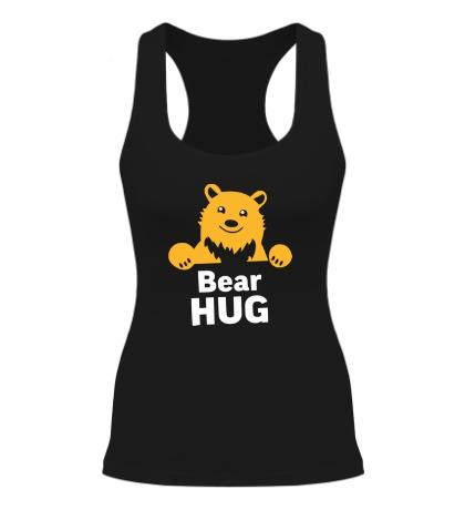 Женская борцовка Bear Hug