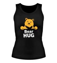 Женская майка Bear Hug