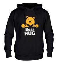 Толстовка с капюшоном Bear Hug