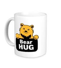 Керамическая кружка Bear Hug