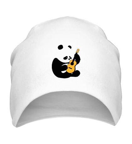 Шапка Панда гитарист