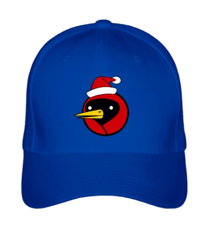 Бейсболка Омская птица c колпаком