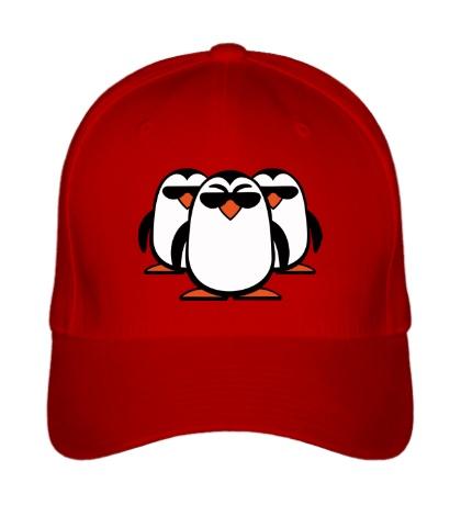 Бейсболка Банда пингвинов