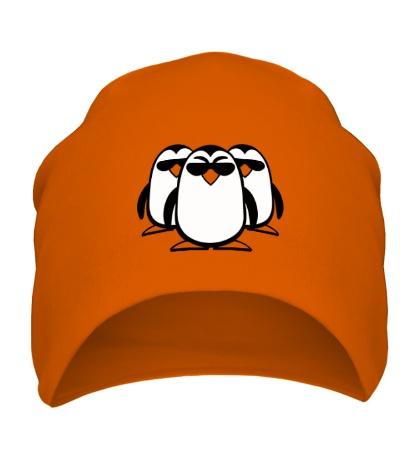Шапка Банда пингвинов