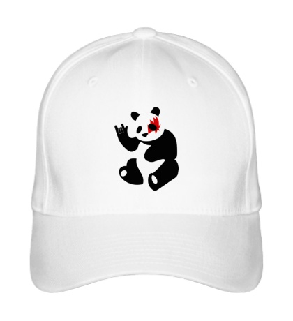 Бейсболка «Панда рокер»