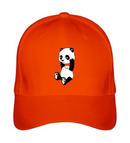 Бейсболка Панда без головы