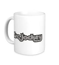 Керамическая кружка Discjockey Dj