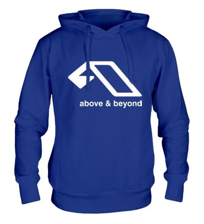 Толстовка с капюшоном Above & Beyond Logo