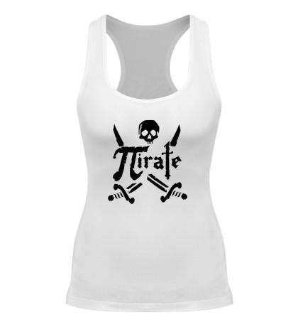 Женская борцовка Pirate Symbol