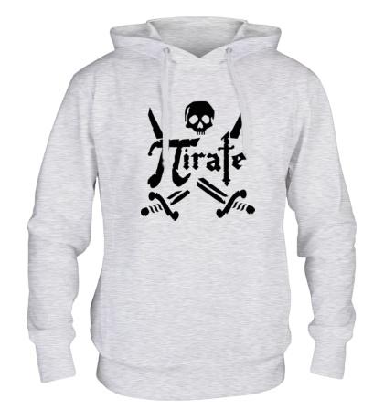 Толстовка с капюшоном Pirate Symbol