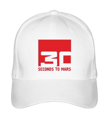 Бейсболка 30 Seconds To Mars Logo