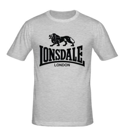 Мужская футболка Lonsdale