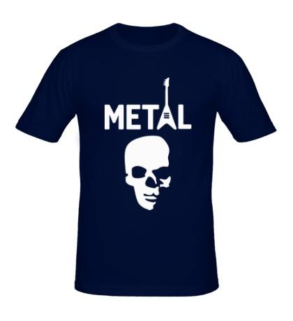 Мужская футболка Hardcore Metal