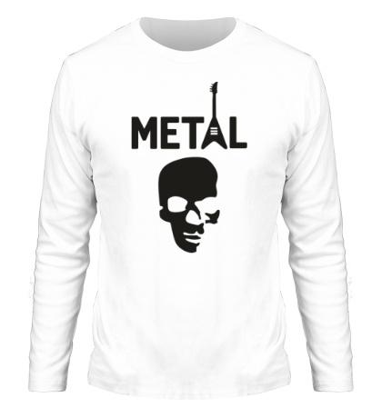 Мужской лонгслив Hardcore Metal