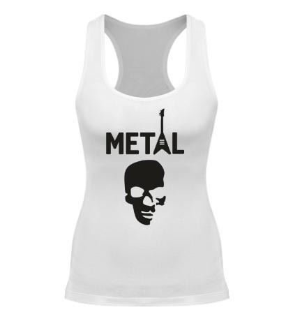 Женская борцовка Hardcore Metal