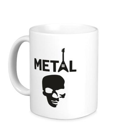 Керамическая кружка Hardcore Metal