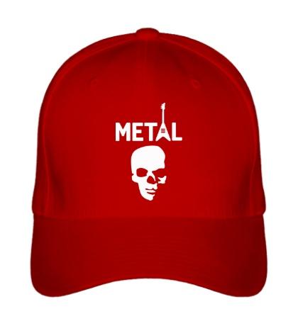 Бейсболка Hardcore Metal