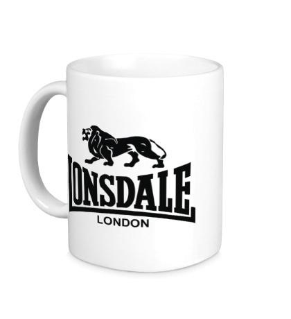 Керамическая кружка Lonsdale