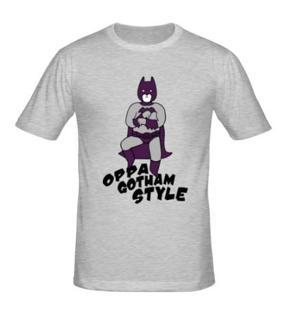 Мужская футболка Gotham style