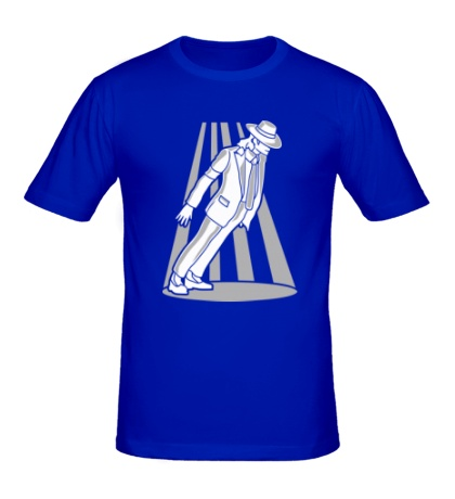 Мужская футболка Танец Майкла Джексона