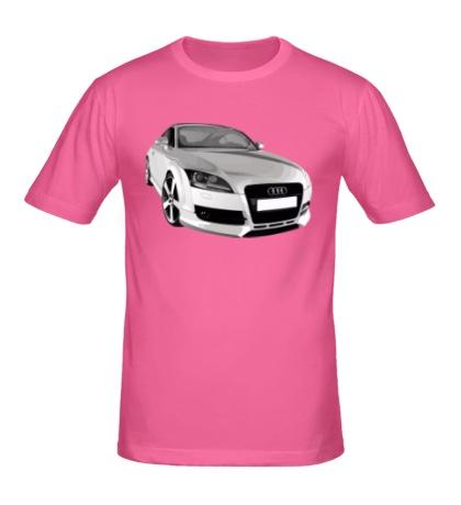 Мужская футболка Audi TT