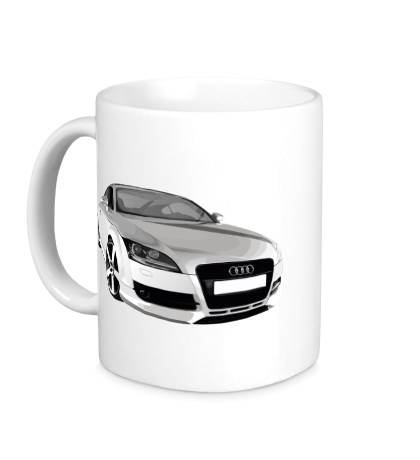 Керамическая кружка Audi TT