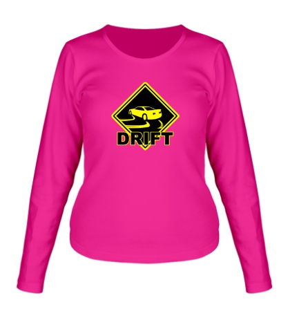 Женский лонгслив Drift