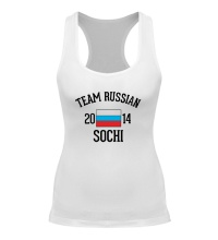 Женская борцовка Team russian 2014 sochi