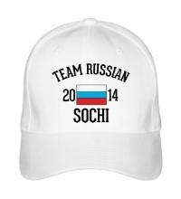 Бейсболка Team russian 2014 sochi