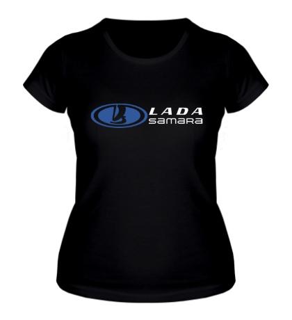Женская футболка LADA Samara