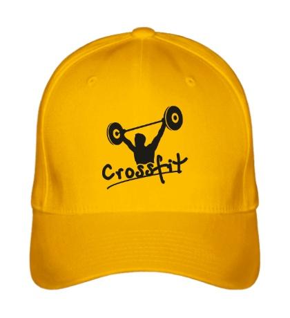 Бейсболка Crossfit mans
