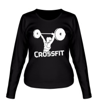 Женский лонгслив Crossfit womans