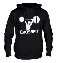 Толстовка с капюшоном Crossfit womans