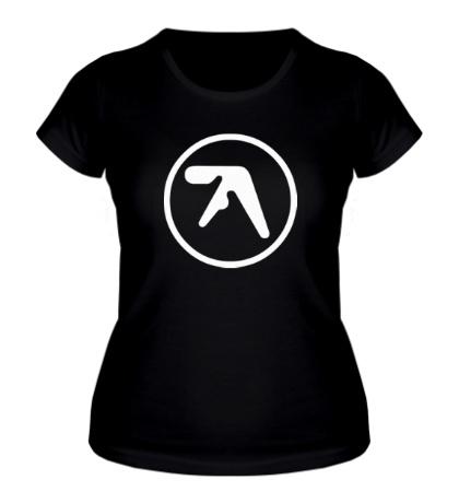 Женская футболка Aphex Twin
