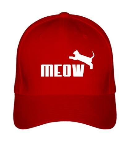 Бейсболка Meow