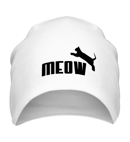 Шапка Meow