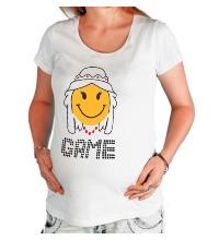 Футболка для беременной Game Over, для нее