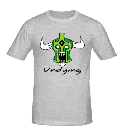 Мужская футболка «Undying Face»