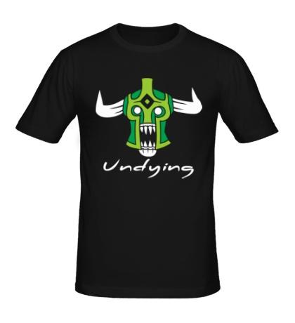 Мужская футболка Undying Face