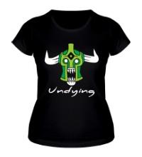 Женская футболка Undying Face