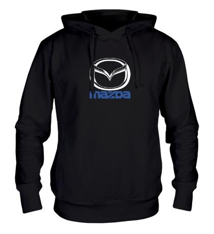 Толстовка с капюшоном Mazda