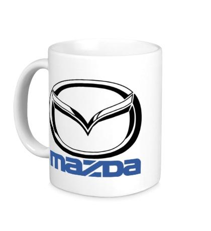 Керамическая кружка Mazda