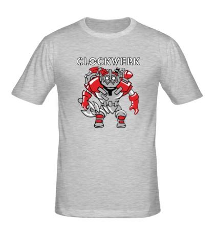 Мужская футболка Clockwerk
