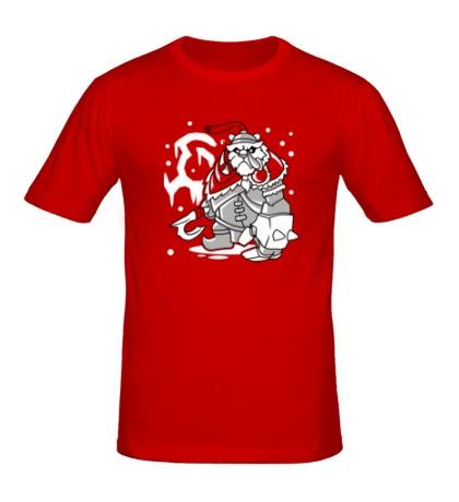 Мужская футболка Cold Tusk