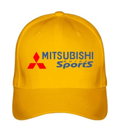 Бейсболка Mitsubishi Sports